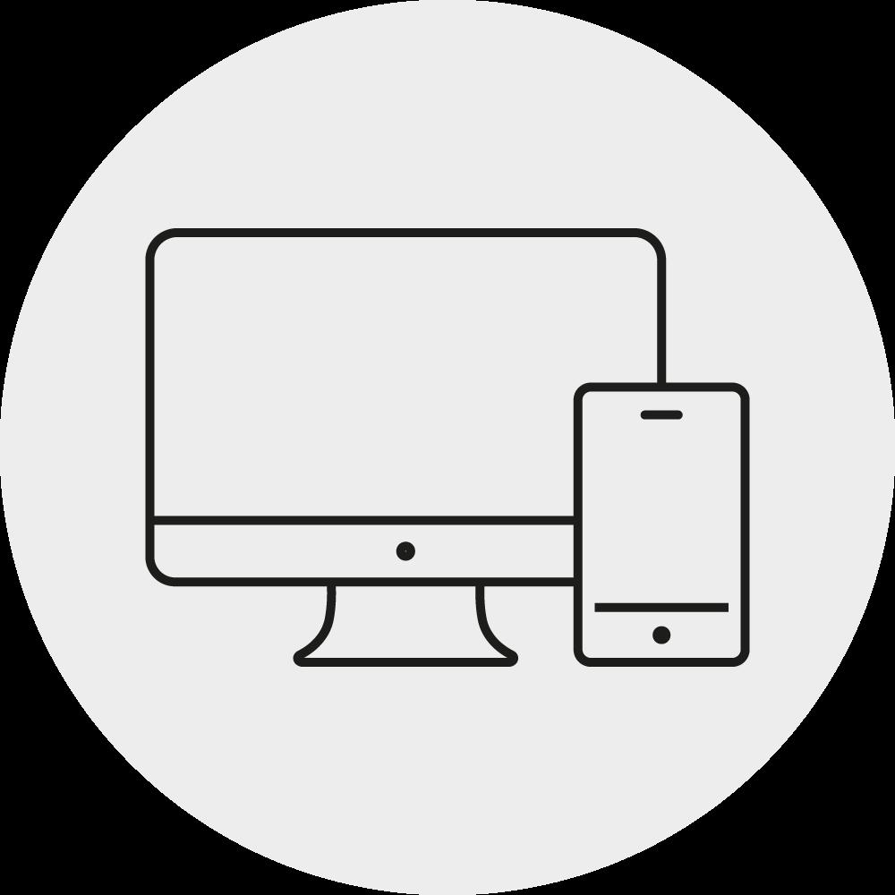 Ausrüstung Arbeitsplatz Icon