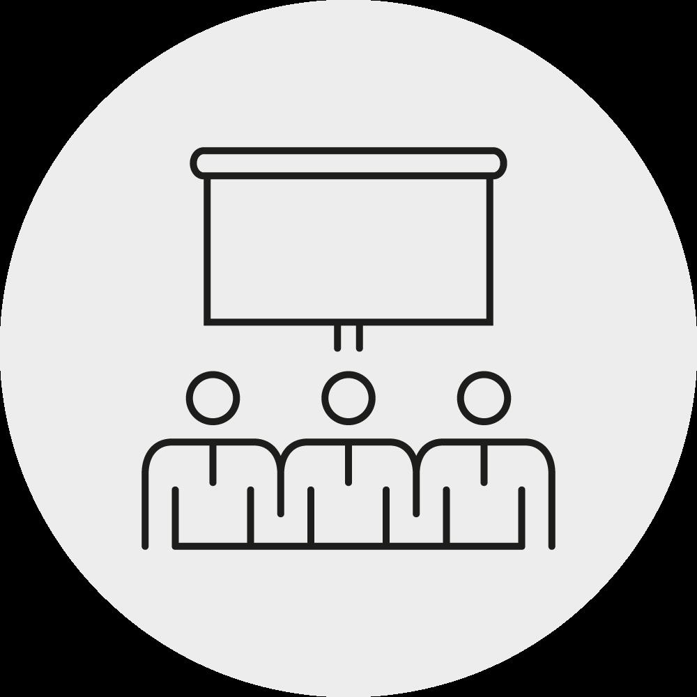 Einführungsveranstaltung Icon