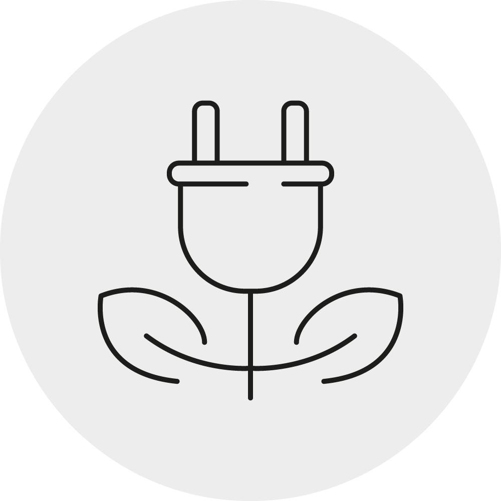 Icon modernes Design