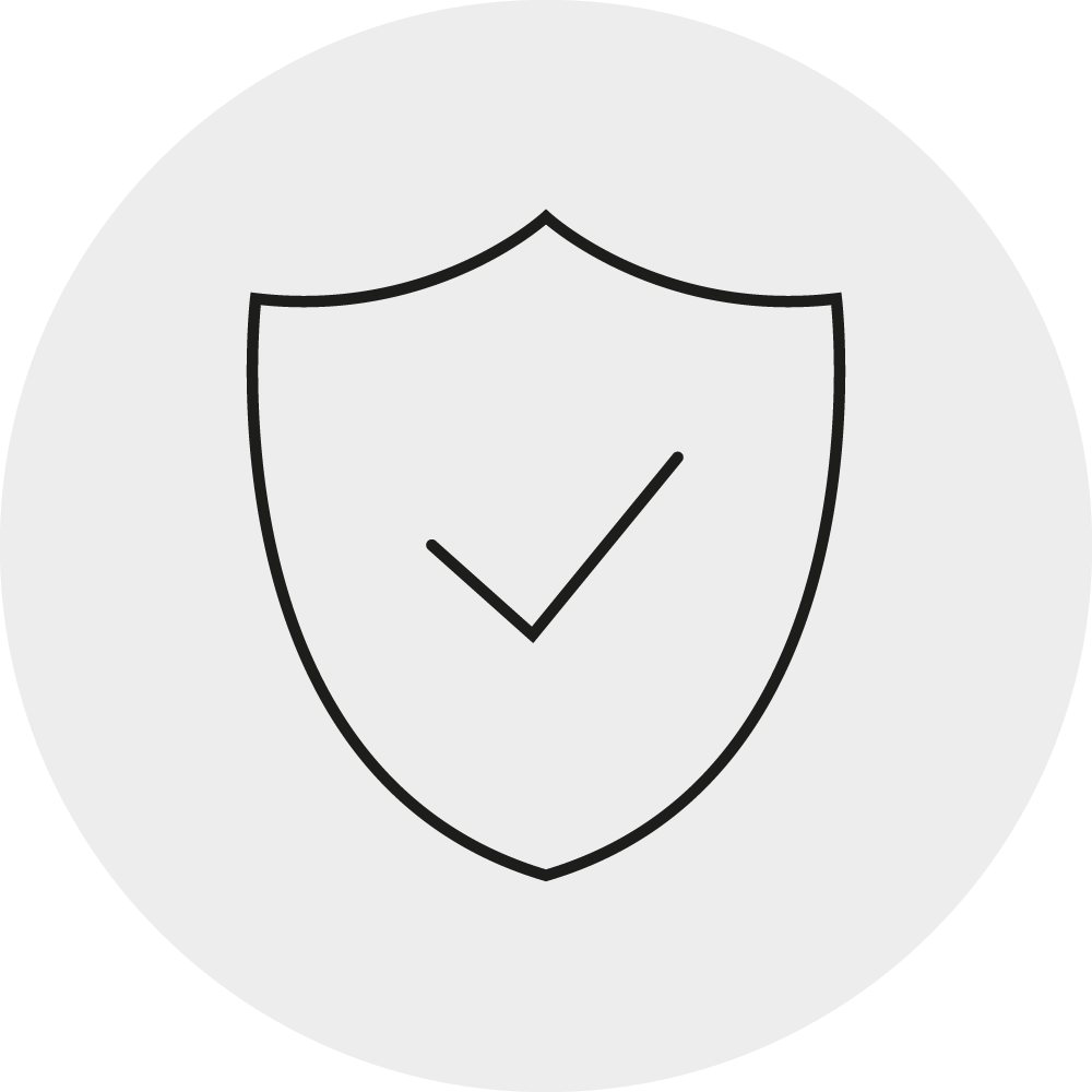Produktgarantie Icon